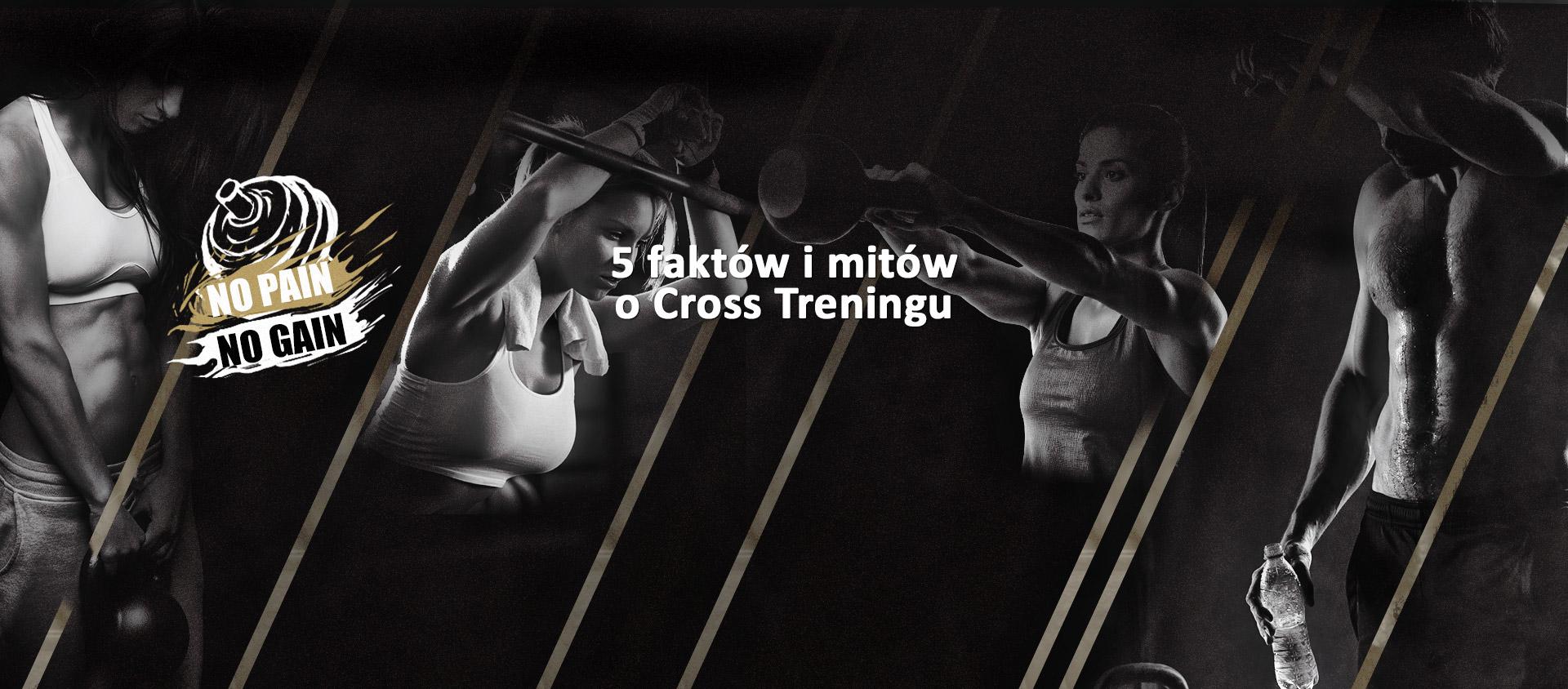 5 faktów i mitów o Cross Treningu