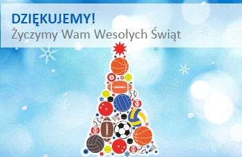 DZIĘKUJEMY! Życzymy Wam Wesołych Świąt!