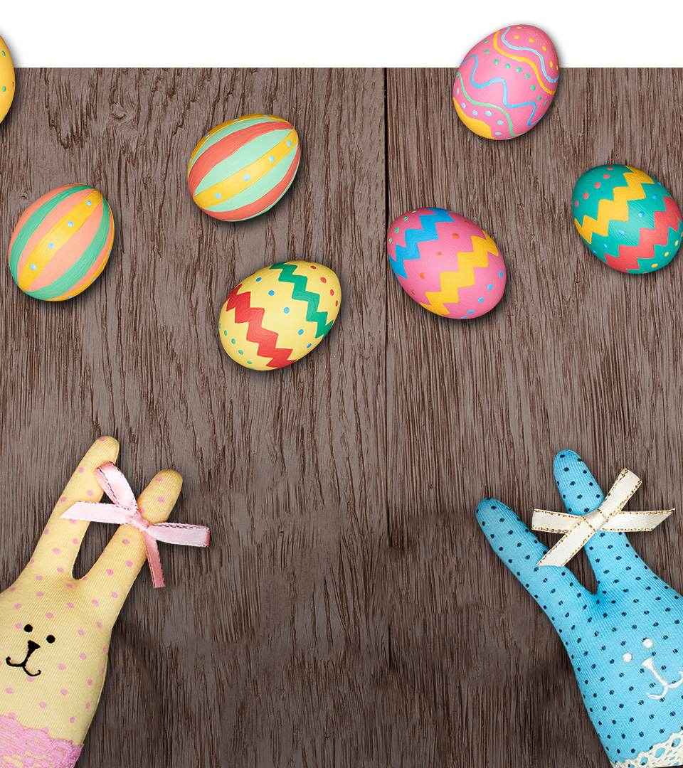 Świętuj z nami Wielkanoc i szukaj PRODUKTÓW Z WIELKANOCNĄ ZNIŻKĄ!