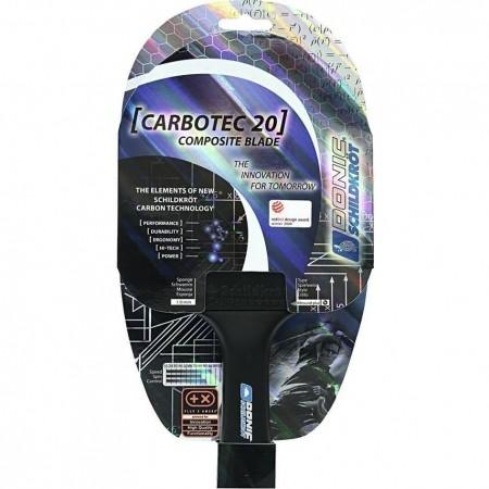CARBOTEC 20 – Rakietka do tenisa stołowego - Donic CARBOTEC 20 - 2