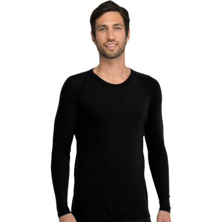 MENS EDAY LS CRW – Koszulka termoaktywna męska z długim rękawem - Icebreaker MENS EDAY LS CRW - 2