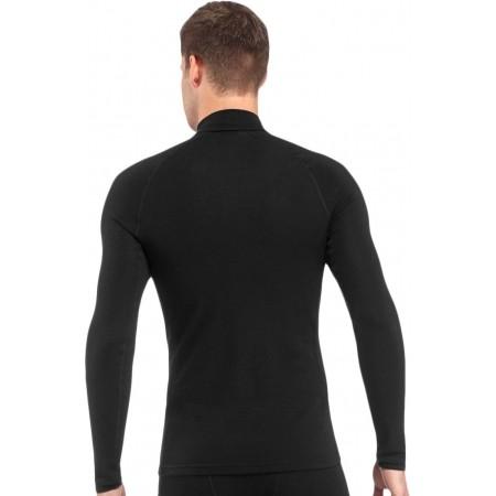 MENS EDAY LS HZ – Koszulka termoaktywna męska z długim rękawem - Icebreaker MENS EDAY LS HZ - 4