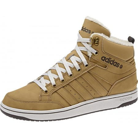281f06d464137 ... usa neo hoops premium leather buty zimowe mskie adidas neo hoops  premium leather 3 00a8c a2d2c