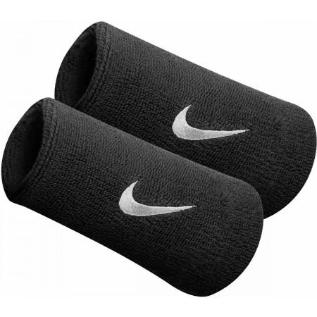 SWOOSH DOUBLEWIDE WRISTBAND – Frotka przeciwpotna - Nike SWOOSH DOUBLEWIDE WRISTBAND