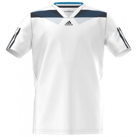B BARR TEE – Koszulka tenisowa dziecięca - adidas B BARR TEE