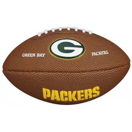 Minipiłka do futbolu amerykańskiego - Wilson NFL MINI TEAM LOGO
