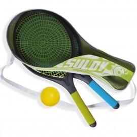 SPORT TEAM SOFT TENIS SET 2 - Zestaw do soft tenisa