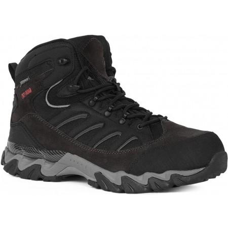 Wysokie buty trekkingowe męskie - Crossroad DUST M - 1