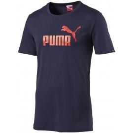Puma ESS NO1 LOGO TEE - Koszulka męska