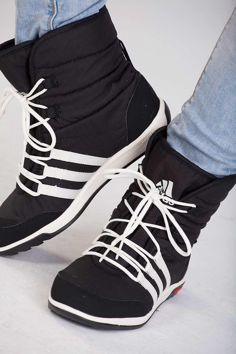damskie buty zimowe adidas
