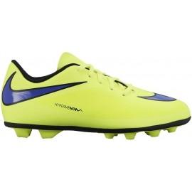 Nike JR HYPERVENOM PHADE FG-R - Buty piłkarskie dziecięce