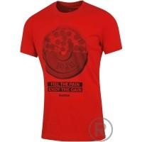 Reebok GT PIZZA TEE - Koszulka męska