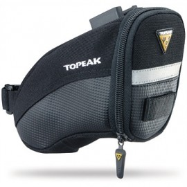 Topeak AERO WEDGE PACK-SMALL QUICKCLICK - Torba podsiodłowa