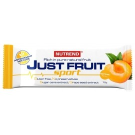 Nutrend JUST FRUIT 70G MORELA