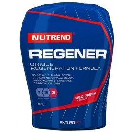 Nutrend REGENER 10X75G FRESH APPLE