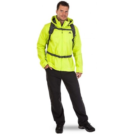 Obuwie trekkingowe męskie - adidas AX2 MID GTX - 6