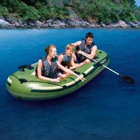 VOYAGER 500 - Nadmuchiwane łodzie - Bestway VOYAGER 500 - 2