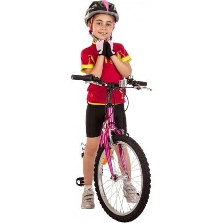 Spodenki rowerowe dziecięce - Klimatex HOBIT - 3