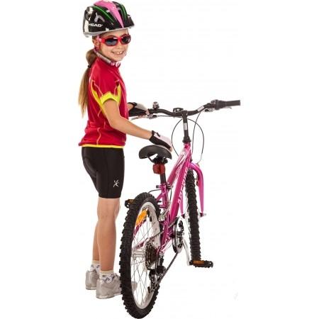 Spodenki rowerowe dziecięce - Klimatex HOBIT - 5