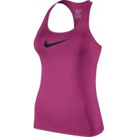Nike FLEX SWOOSH TANK - Damska koszulka sportowa bez rękawów