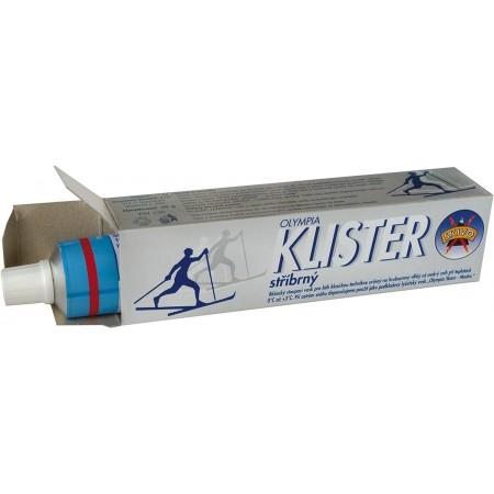 KLISTER SREBRNY – Klister do nart biegowych - Skivo KLISTER SREBRNY