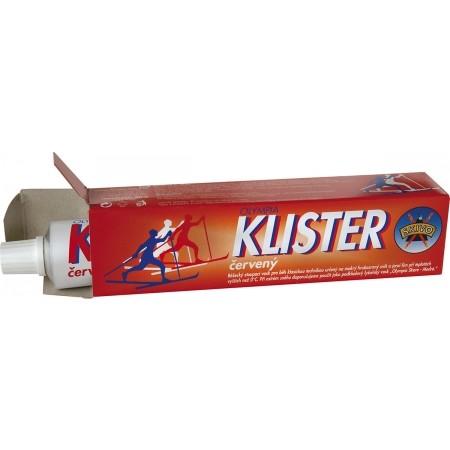 KLISTER CZERWONY – Klister do nart biegowych - Skivo KLISTER CZERWONY