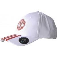 adidas MUFC 3S CAP - Czapka