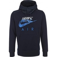 Nike AW77 FLC HOODY-FB MIX - Bluza męska