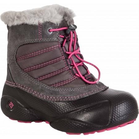 Dziecięce obuwie zimowe - Columbia YOUTH ROPE TOW - 1