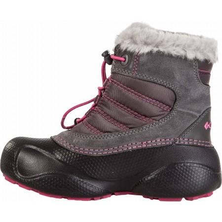Dziecięce obuwie zimowe - Columbia YOUTH ROPE TOW - 4
