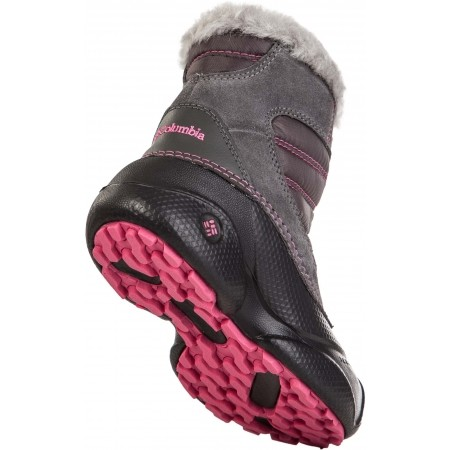 Dziecięce obuwie zimowe - Columbia YOUTH ROPE TOW - 5