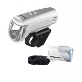 Trelock LS750 I-GO REEGO - Zestaw lampek rowerowych