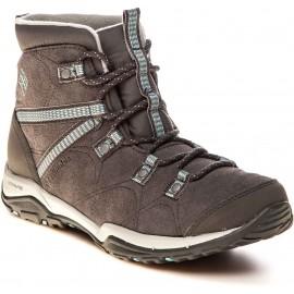 Columbia MINX FIRE MID WATERPROOF - Uniwersalne buty zimowe damskie