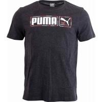 Puma FUN PUMA GRAPHIC TEE - Koszulka męska z krótkim rękawem