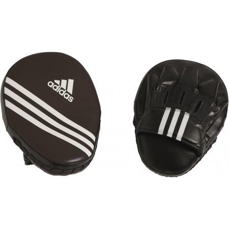 Rękawice bokserskie - adidas - adidas FOCUS MITT SHORT ECONOMY
