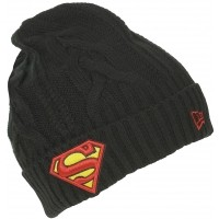 New Era HERO CUFF SUPERMAN - Stylowa czapka zimowa