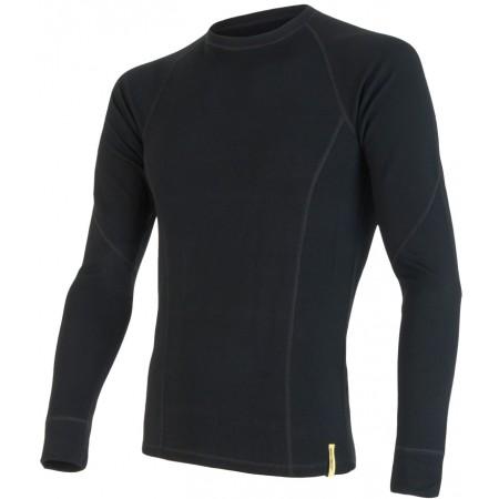 Koszulka termoaktywna męska - Sensor WOOL DR M - 1