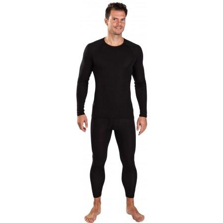 MENS EDAY LS CRW – Koszulka termoaktywna męska z długim rękawem - Icebreaker MENS EDAY LS CRW - 3