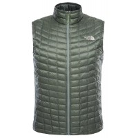 The North Face M THERMOBALL MICRO HYBRID VEST - Męska kamizelka