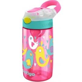 Contigo HLJAMES - Plastikowa butelka dziecięca termoaktywna