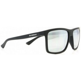 Blizzard Rubber black Polarized - Okulary przeciwsłoneczne