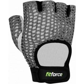Fitforce RĘKAWICE FITNESS - Rękawice treningowe