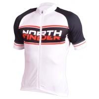 Northfinder TR3156SII - Koszulka rowerowa męska
