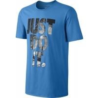 Nike TEE-JDI PHOTO FILL - Koszulka męska