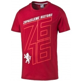 Puma CZECH REPUBLIC 76 FAN SHIRT