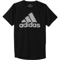 adidas BASE PLAIN TEE LOGO - Koszulka męska