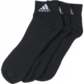 adidas PERFORMANCE ANKLE THIN 3PP - Zestaw skarpet