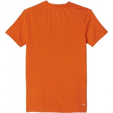 Koszulka chłopięca - adidas PRIME LOGO TEE - 2