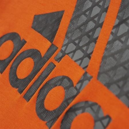 Koszulka chłopięca - adidas PRIME LOGO TEE - 4