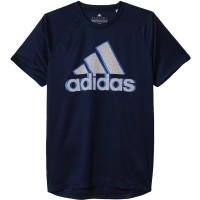 adidas BASE LOGO TEE - T-shirt męski - adidas